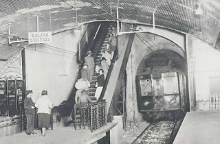 Estació 1924. 90 anys del metro de Barcelona