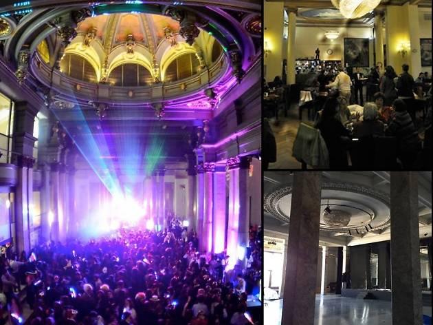 Nochevieja en el Círculo de Bellas Artes 2014