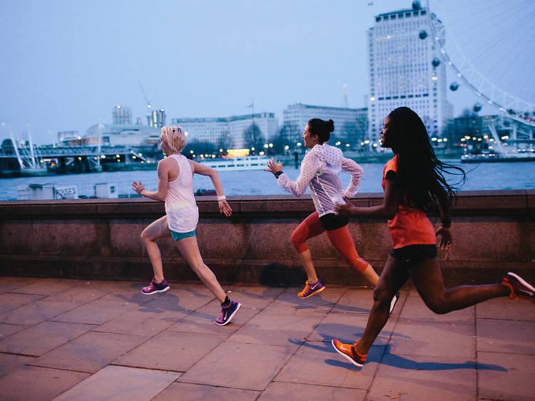 Nike+ Running Club and Nike+ Training Club