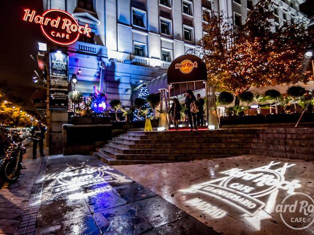 New Year's Eve at Hard Rock Café 2014
