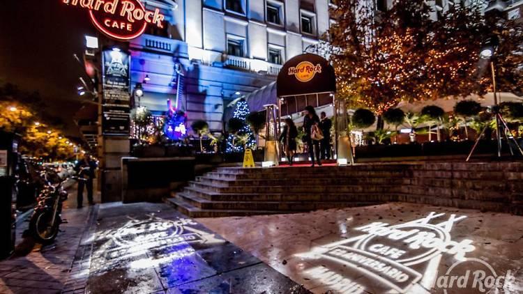 Hard Rock Café Madrid