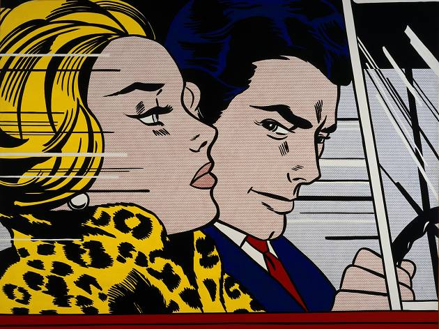 Artist Rooms: Roy Lichtenstein