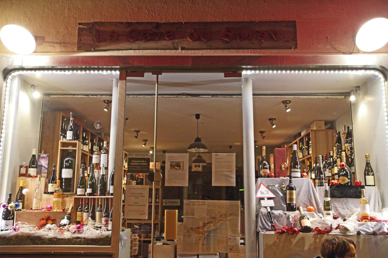 Barav bar à vin cave restaurant