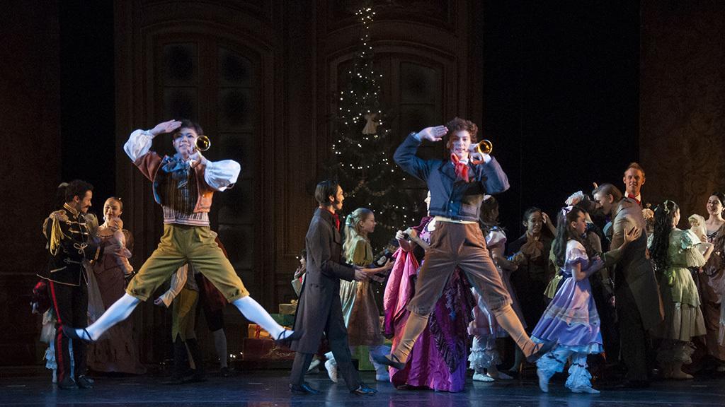 Gelsey Kirkland Ballet [slide show]