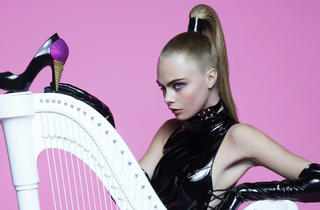 (Foto: Karl Lagerfeld para Melissa)
