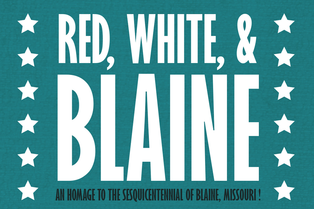 Red, White & Blaine