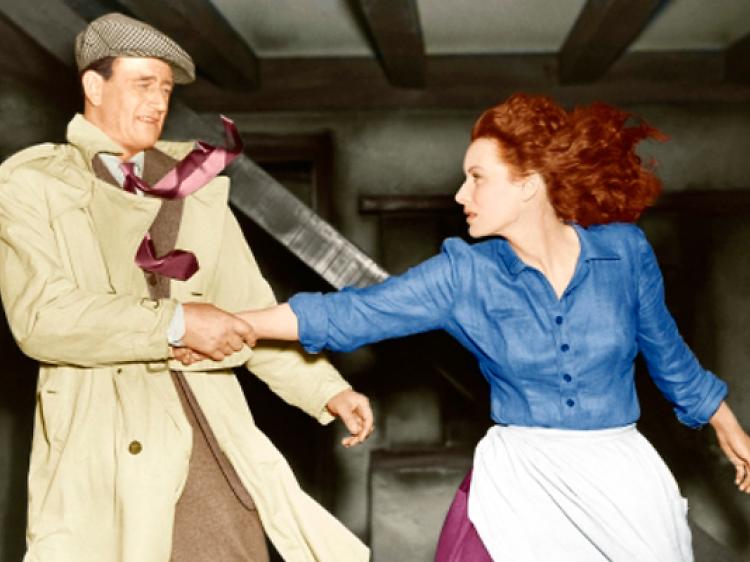 말 없는 사나이 (1952)
