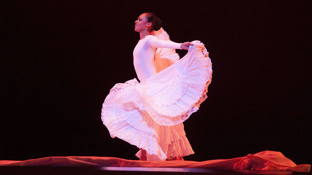 Alvin Ailey American Dance Theater [slide show]
