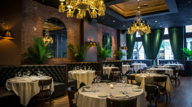 Best-looking restaurants of 2014