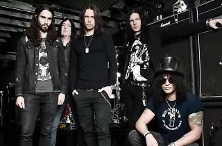 Slash live in KL