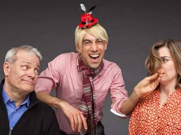 The Groundlings New Year's Eve Celebration