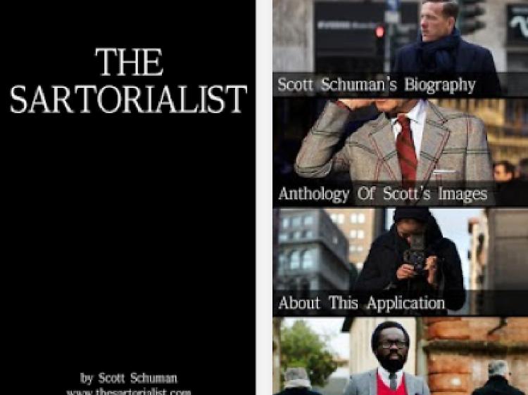 The Sartorialist : objectif look