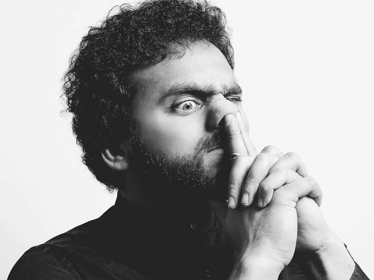 Nish Kumar – Ruminations on the Nature of Subjectivity