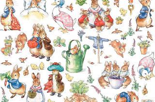 Flic Festival: The world of Peter Rabbit and friends/ Els Moomin i Barbapapa