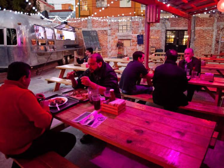 Restaurantes y cafés en la Narvarte