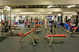 Physique Warehouse Gym