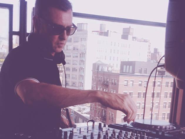 DJ Billy Caldwell