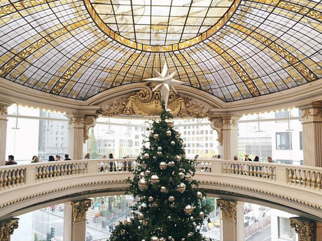 Rotunda at Neiman Marcus