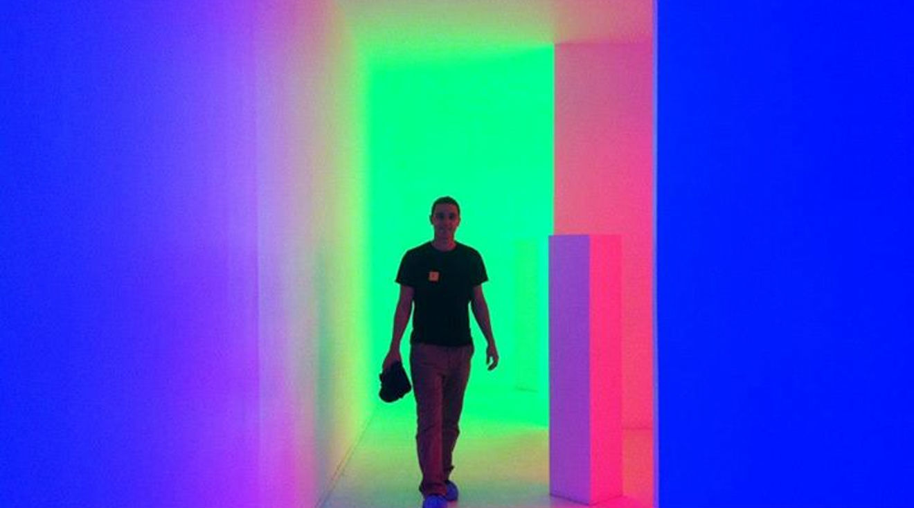 Carlos Cruz-Diez: El color en el espacio y el tiempo
