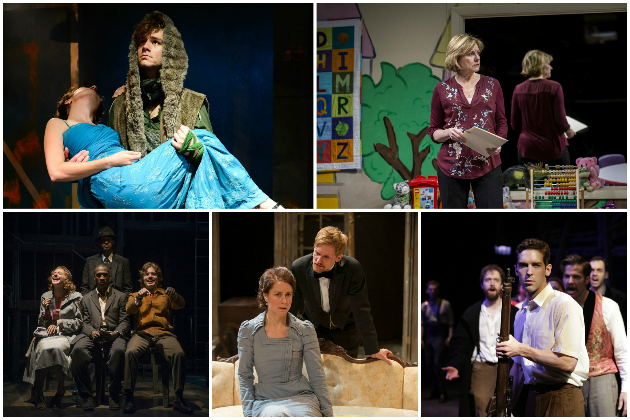 The best Chicago theater of 2014