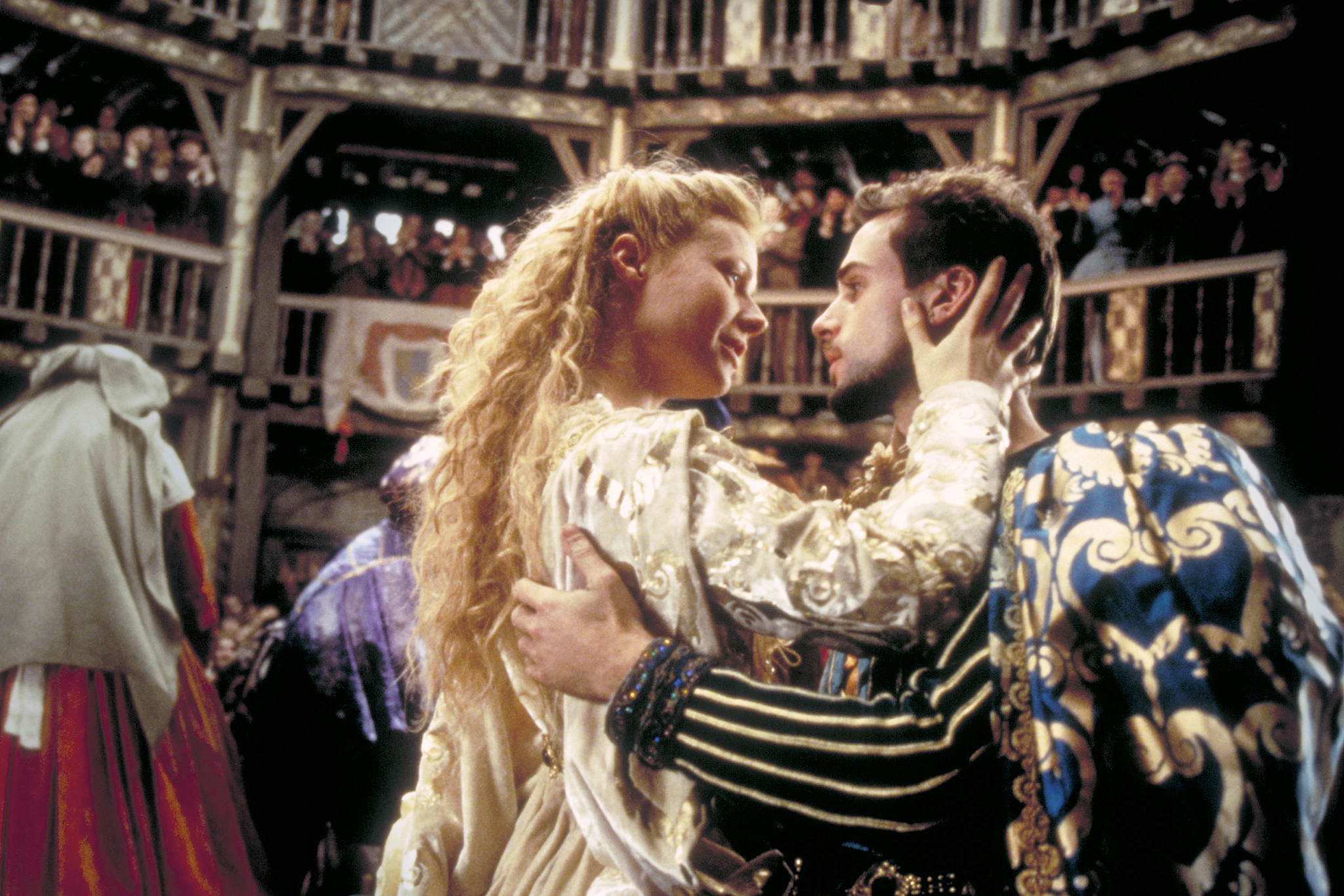 Shakespeare in Love, The 100 best movies on Netflix