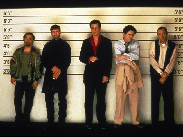 The Usual Suspects, The 100 best movies on Netflix