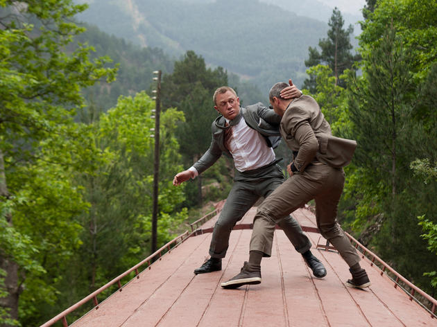 Skyfall, The 100 best movies on Netflix