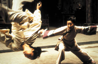 Crouching Tiger Hidden Dragon, The 100 best movies on Netflix