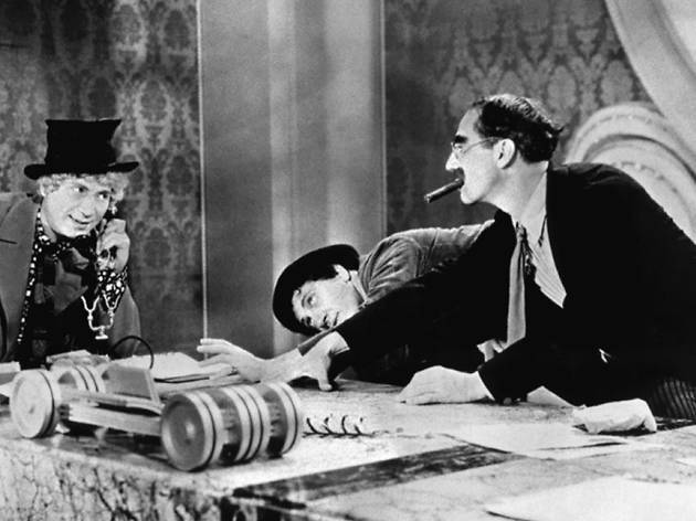 Duck Soup, The 100 best movies on Netflix