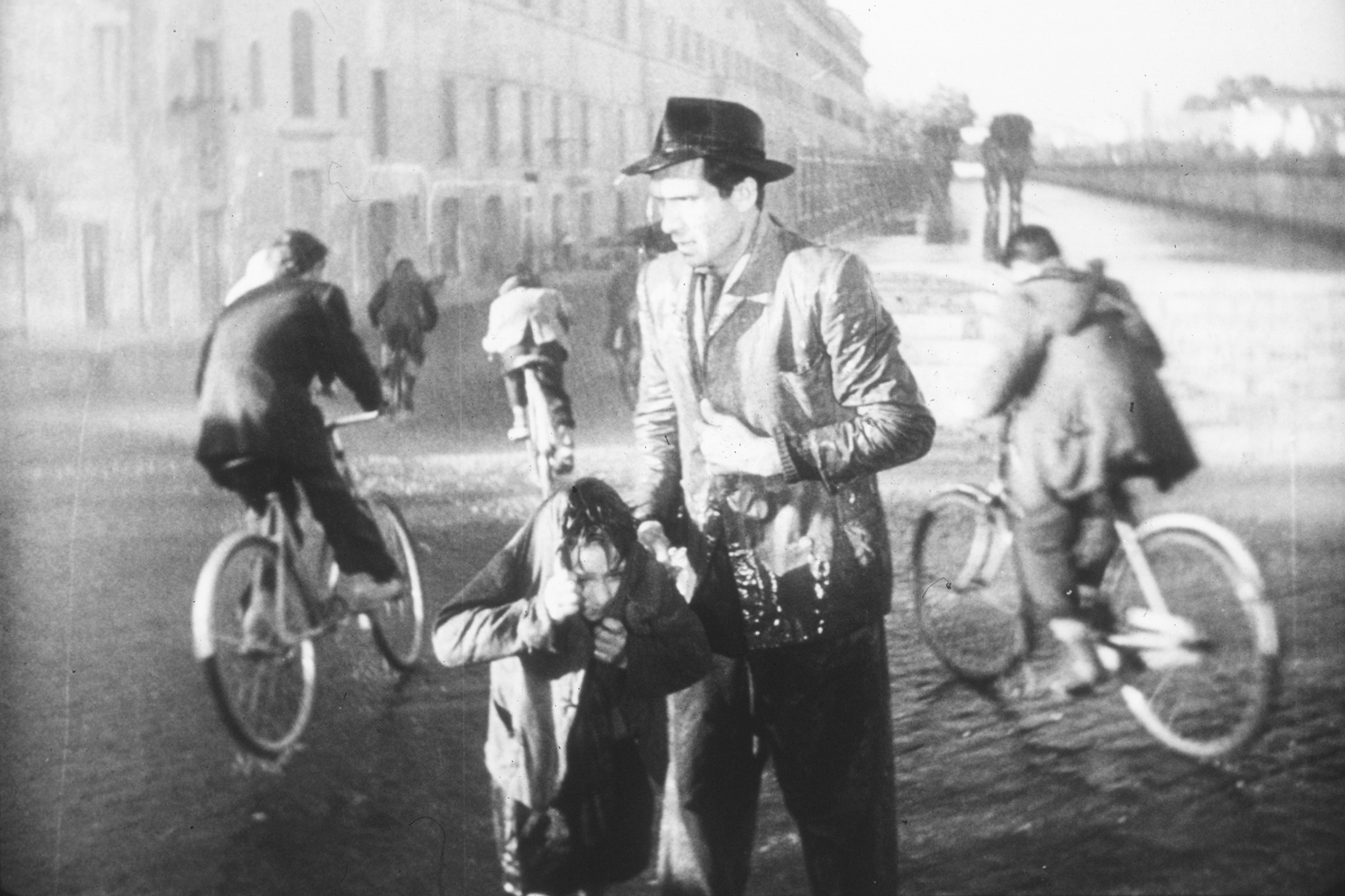 a short review of the bicycle thieves a film by vittorio de sica Film locations for  vittorio de sica - film review  vittorio de sica ladri di biciclette 1948.