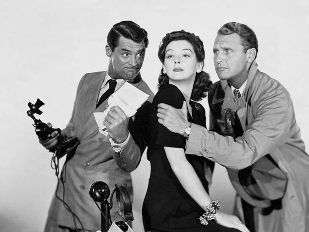 His Girl Friday, The 100 best movies on Netflix