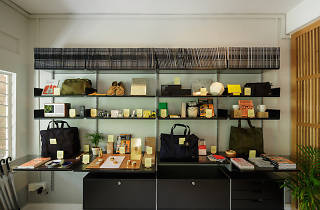 The Monocle Shop and Cafe Singapore