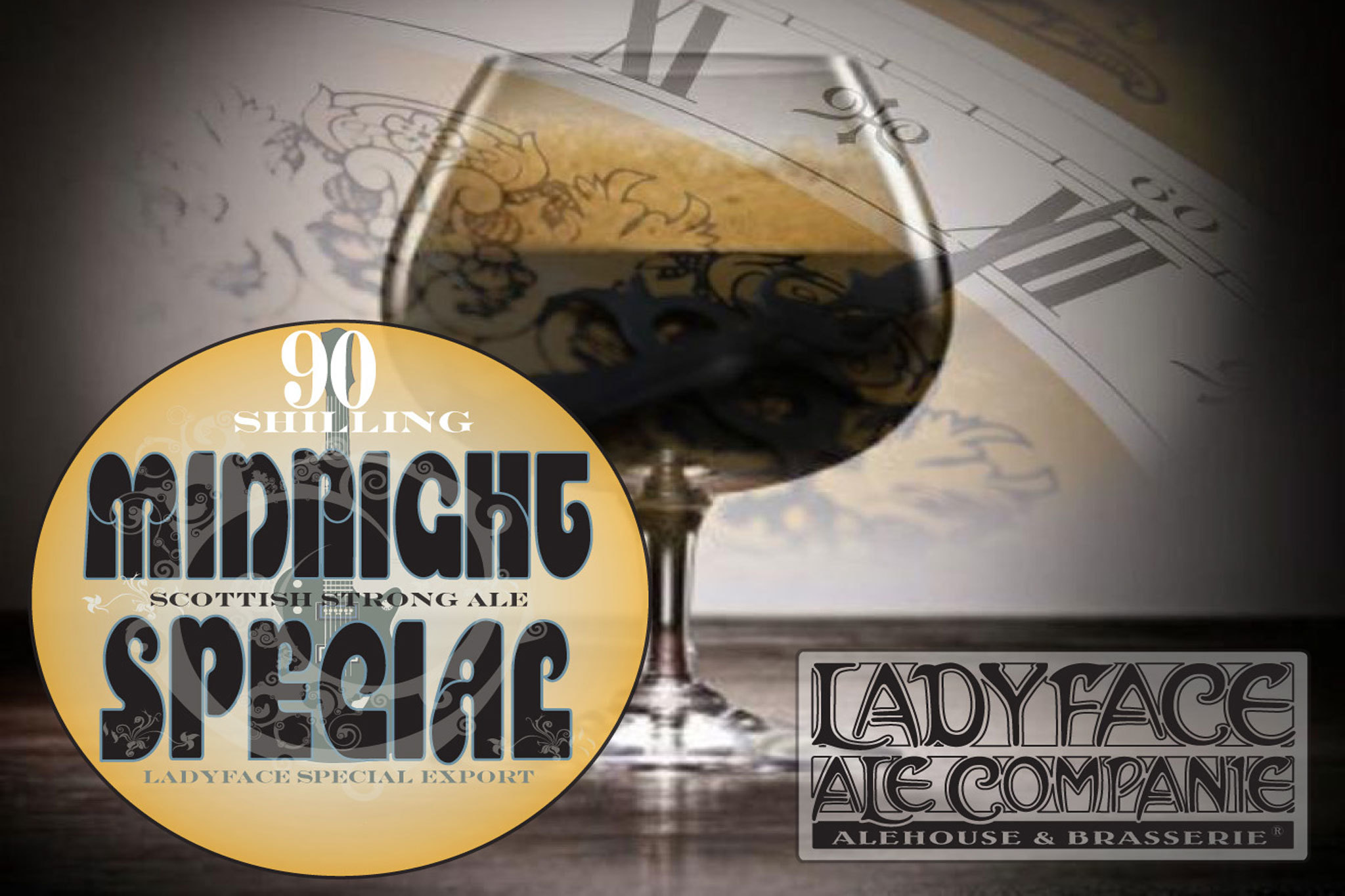 Ladyface Ale Companie: Midnight Special
