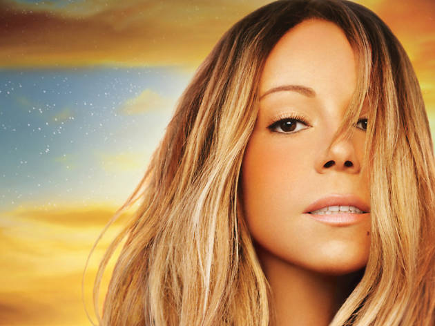 2014 music quiz, Mariah Carrey