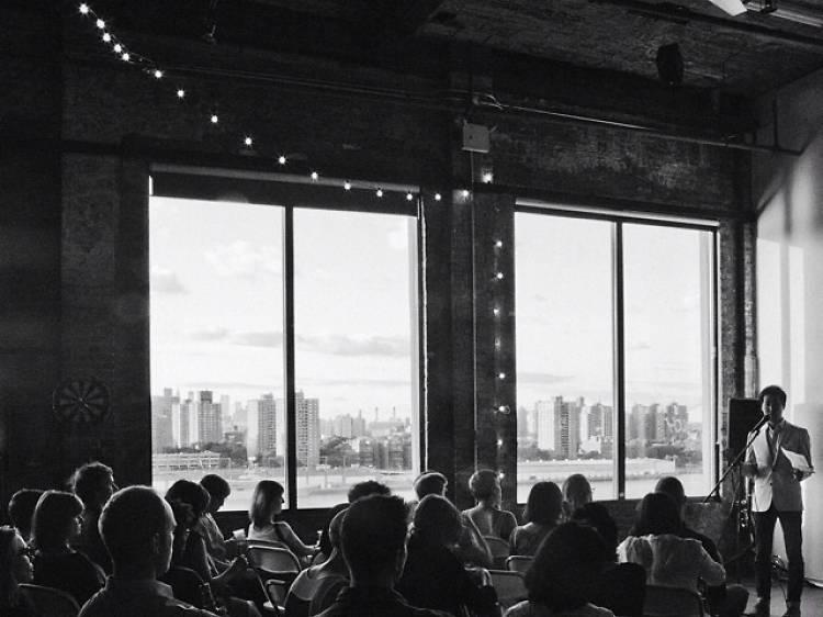 Brooklyn Poets Reading Series