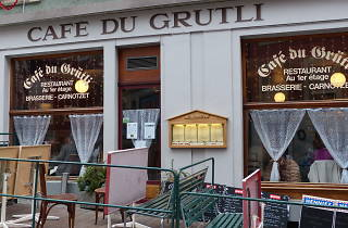 Cafe du Grutli, Lausanne restaurant, Time Out Switzerland