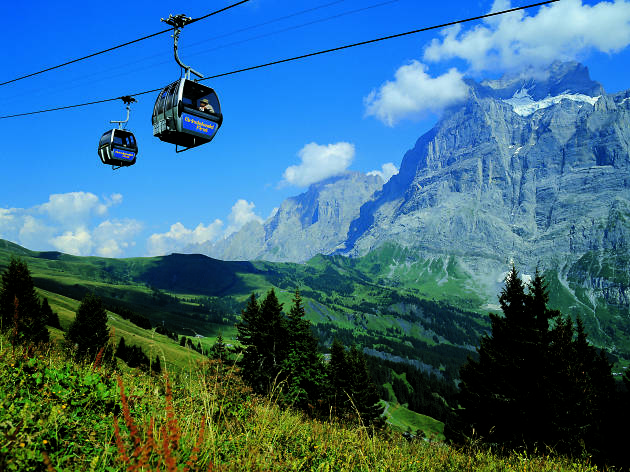 Switzerland's most exciting mountain attractions