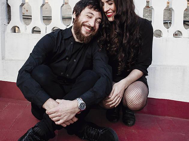 Sílvia i Raül (© Maria Dias)