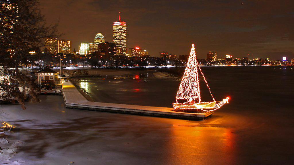 Christmas sail