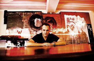 Robert Juan-Cantavella (© Maria Dias)
