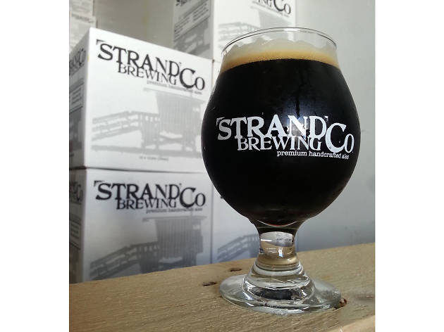 Strand Brewing Co: Second Sleep Stout