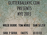 Glitterballnyc.com NYE 2015