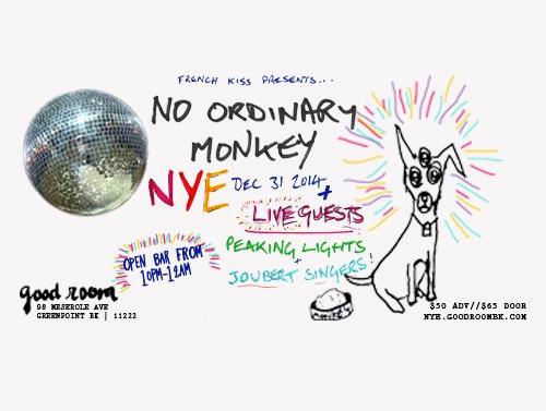 No Ordinary Monkey
