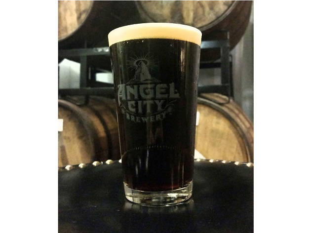 Angel City: Winter Porter