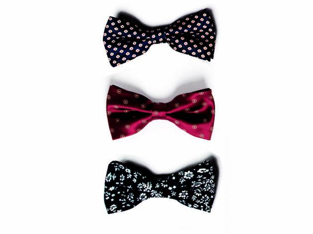 Benjamin Barker bow tie