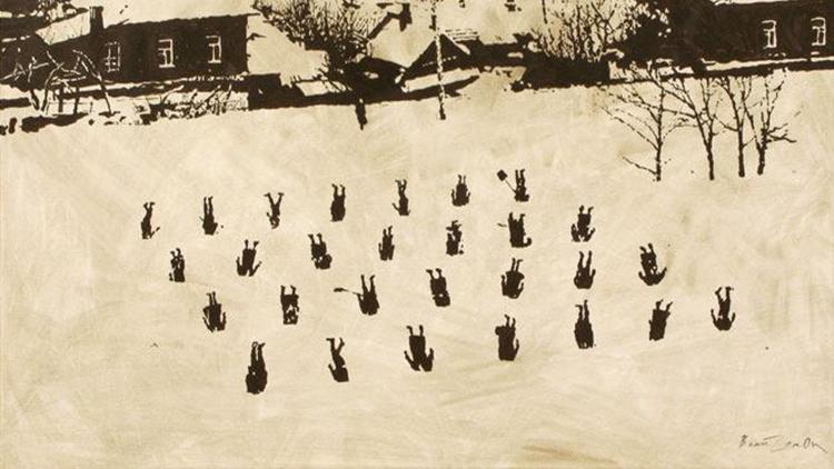 Rinat Voligamsi: Surrealism
