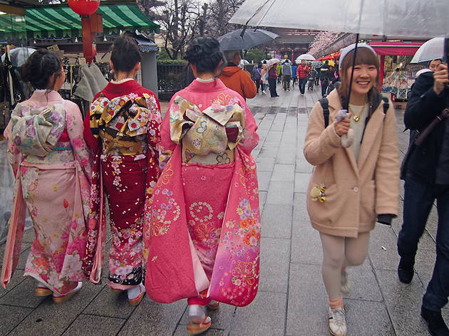 Guide to Tokyo