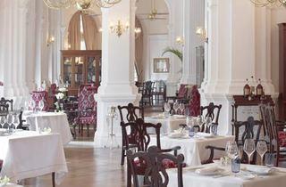 Raffles Grill at Raffles Hotel Singapore
