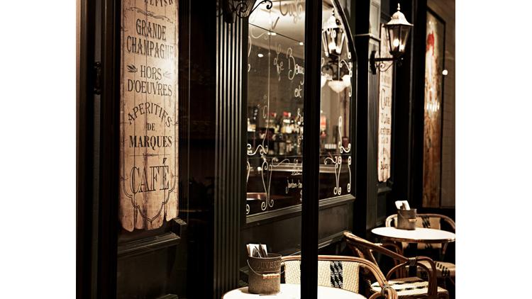 Café Gavroche