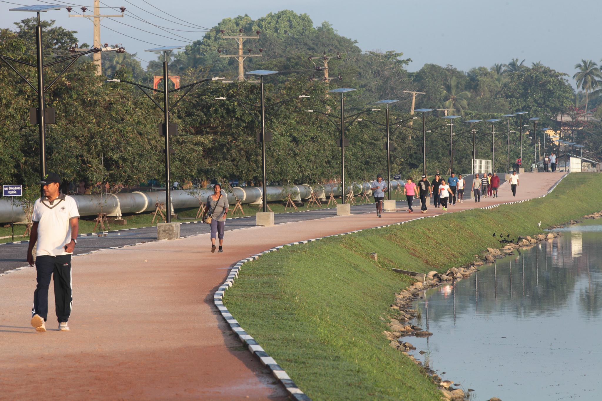 Bellanwila Walking Tracks is a venue in Colombo